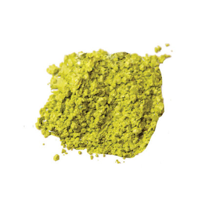 Neon Green Mineral Shimmer